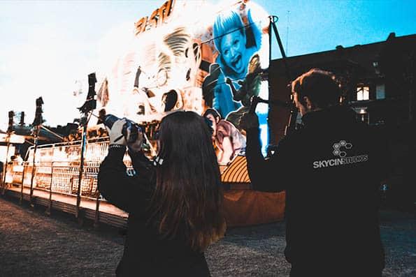 SKYCIN Studios Filmproduktion Agentur